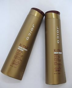 joico k-pak shampoo & conditioner -- currently using the color care and i LOVE it....great for restoring damaged hair.