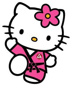 Hello Kitty Jiujitsera