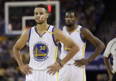 Stephen Curry's still adjusting to playing with Kevin Durant = When news broke that Kevin Durant was going to be joining the Golden State Warriors in free agency last summer, besides thinking about how catastrophic this would be for the rest of the NBA, the first thing that.....