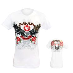 Shop for largest collection of MMA t-shirts such as MMA Chick Kaitlin Womens T-Shirt for fighting or training at best price.