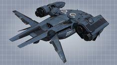 Atmospheric personel carrier., Vitaliy vostokov on ArtStation at http://www.artstation.com/artwork/atmospheric-personel-carrier-1b2a6b22-dd28-479a-a46b-5fffbbfad229