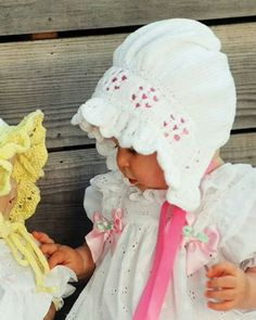 CH8e Valerie & Friend Bonnet - PDF | Fiber Trends