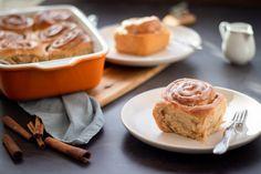 Celozrnné cinnamon rolls – Jezte sláskou