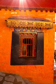 Drepung Monastery . Lhasa, Tibet