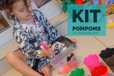 brinquedos sensoriais_kit pompoms