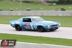 Kyle-Tucker's @detroitspeedinc1970 Camaro continues to lead the GTV points chase in OPTIMA's 2015 Search for the Ultimate Street Car, presented by Advance Auto Parts