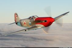 Photo taken at In Flight in New Zealand on May Ww2 Fighter Planes, Fighter Aircraft, Fighter Jets, Fighting Plane, Russian Plane, Tango, South African Air Force, Russian Air Force, Ww2 Aircraft