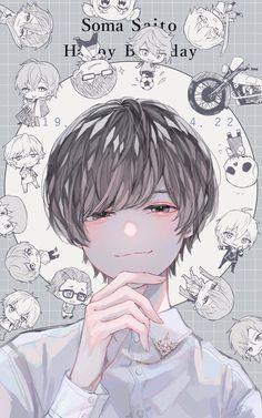 Dark Anime, Anime Oc, Kawaii Anime, Anime Demon, Anime Chibi, Manga Anime, Cool Anime Guys, Handsome Anime Guys, Hot Anime Boy