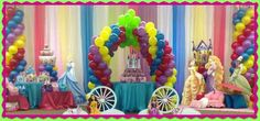 The Princess Castle | CatchMyParty.com