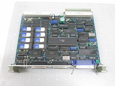 Sharp VM1152A X0016PA3 X0017PA4 VM1152S4 CPU Board T57319 ** See this great product. (This is an affiliate link) #MicrowaveOvens