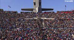 Si estuviste en el Estadio Centenario este domingo, cuando Atlético de Madrid derrotó a Nacional por 2-0 en el cierre de la Copa Euroamericana, buscate en la gigapanorámica de Uruguay 360º. Hay búsqueda del tesoro con elementos ocultos y premios para los que lo encuentren.
