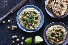 Kitchen And The City : HUMMUS