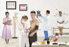 glovico.org: Ir al médico