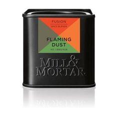 Flaming Dust Grill Rub Gewürzmischung Bio Mill & Mortar Weihnachtsgeschenke - Gefunden auf #KONTOR1710