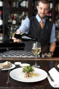 14 Restaurants Where It's Better to Sit at the Bar -- Grub Street