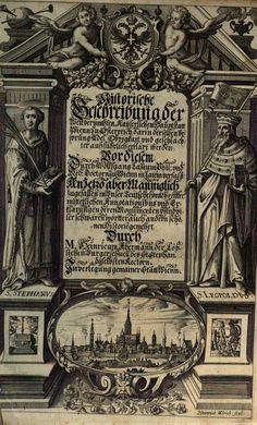 Historische Beschreibung der Weitberümbten, Kayserlichen Hauptstatt Wienn - Wolfgang Lazius, Heinrich Abermann - 1619
