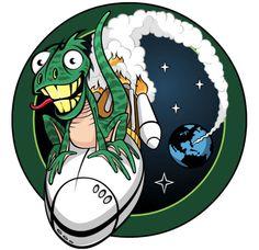 NROL-49 MISSION STICKER American Recon Spy Satellite Betty NSA NEW