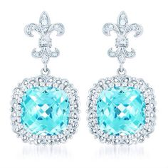 Beautiful... But with blue diamonds