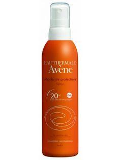 Avene Moderate Protection Spray SPF 20
