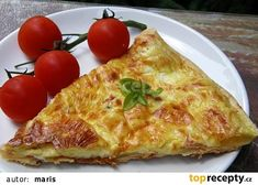 Quiche, Pizza, Food And Drink, Bread, Cheese, Recipes, Vip, Kochen, Food Recipes