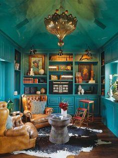 Unos interiores que son puro teatro por Ken Fulk · The amazing interiors designed by Ken Fulk