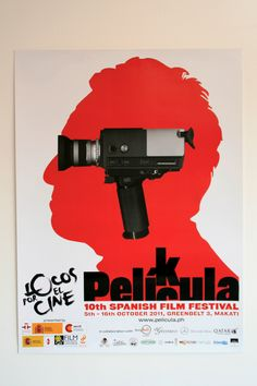 Pelikula 10th Spanish Film Festival poster