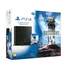 Konsola Sony PlayStation 4 1 TB + Star Wars: Battlefront