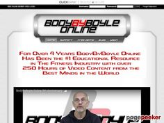 (adsbygoogle = window.adsbygoogle || []).push();     (adsbygoogle = window.adsbygoogle || []).push();  BodyByBoyle Online – Remote access for Athletes, Coaches and Trainers to America's #1 Gym    http://www.bodybyboyleonline.com/ review  Access To A Wide Range Of Strength And...