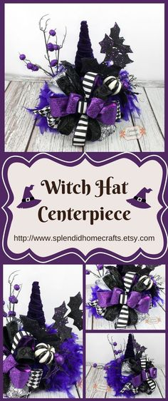 Halloween Witch Sign, Halloween Decor, Fall Decor, Witch Sign, Funny - halloween decorations witch