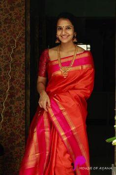 Kerala Saree Blouse Designs, Saree Blouse Neck Designs, Bridal Blouse Designs, Wedding Sarees Online, Silk Sarees Online, Saris, Wedding Saree Collection, Dress Collection, Wedding Silk Saree