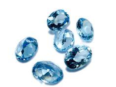Blue Topaz Natural Gemstone
