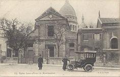 Saint Pierre de Montmartre Paris 1900