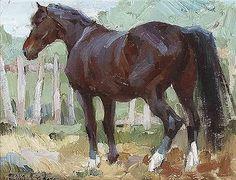 frank b hoffman paintings - Google Search