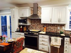 Kitchen remodel by Chateaux Interiors in Beckley, WV