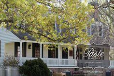 Christiana Campbell's Tavern Dinner - Colonial Williamsburg's The Taste…