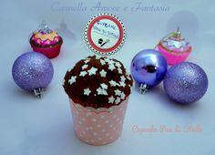 Cupcake pan di stelle