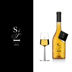 Packaging design for 'SiSI' Hungarian wines by Kiss Zsombor