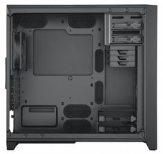 The Corsair Obsidian 350D is a classy case for those mATX builds!