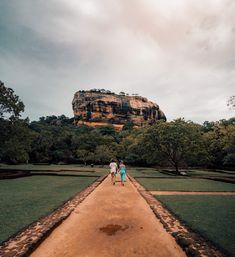 Climb the World-Famous Sigiriya Lion Rock, Sri Lanka