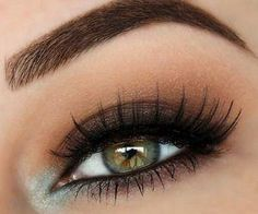 #gorgeous #greeneyes #eyemakeup