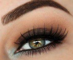#gorgeous #greeneyes #eyemakeup