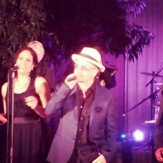 """On Friday (6 September 2013), Bono was one of the guests at the wedding of the granddaughter of  Warren Buffett, (Emily Greenberg, in Omaha), Bono came on stage and sang the song """"Stand By Me"""" for the lucky newlyweds."""