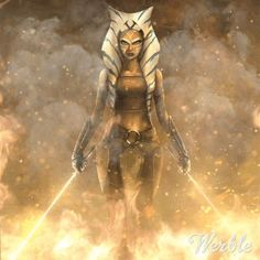 Like a boss - Star Wars Star Wars Rebels, Star Wars Mädchen, Star Wars Girls, Star Wars Fan Art, Star Wars Pictures, Star Wars Images, Sports Pictures, Sith, Star Wars Brasil