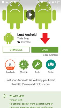 Open Android