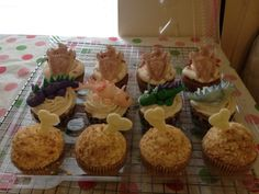 1st place winners at the GA Ren Fest Royal Cupcake Wars 2013.