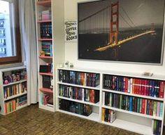 … e como você escolheu decorar sua casa… | 24 estantes que vão provocar arrepios em qualquer amante de livros