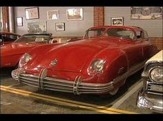 Just A Car Guy: Fageol Supersonic 1939