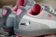 """W maju 2013 roku pojawiły się pierwsze wzmianki o nowym modelu butów Pumy, który powstał we współpracy z marką Staple Design. Była to wariacja na temat znanego już wcześniej Puma Suede, która otrzymała wtedy charakterystyczną nazwę """"Pigeon"""".   #butypuma #pumapigeon #sneakersypuma #sneakers #puma #buty"""