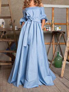 Платье летнее / Фотофорум / Burdastyle