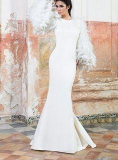 Vestidos de novia flamencos: Colección de Vicky Martín Berrocal 2015 | Preparar tu boda es facilisimo.com